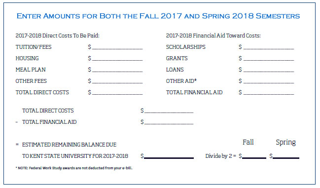 financial aid award letter rutgers your financial aid plan kent state 21700